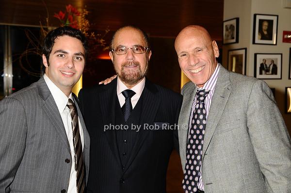 Jonathan Zarin, Bobby Zarin, Joel Wernick<br /> photo by Rob Rich © 2009 robwayne1@aol.com 516-676-3939