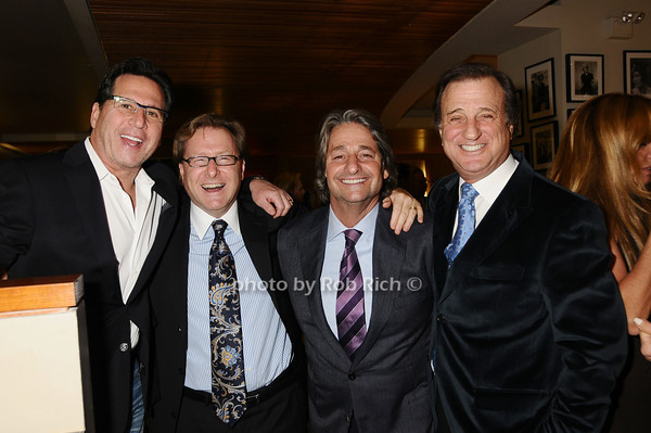 Dr.Howard Sobel, Fred Stahl, Dr.Larry Rosenthal, Michael Trokel<br /> photo by Rob Rich © 2009 robwayne1@aol.com 516-676-3939