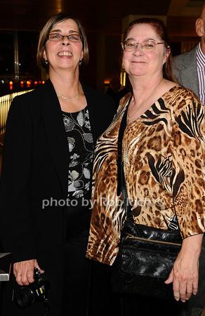 Martha Hammer, Barbara Donovan<br /> photo by Rob Rich © 2009 robwayne1@aol.com 516-676-3939