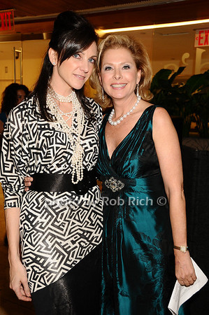 Mona Nagib, Pamela Morgan<br /> photo by Rob Rich © 2009 robwayne1@aol.com 516-676-3939