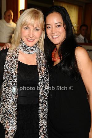 Katlean de Monchy, Cassandra Seidenfeld<br /> photo by Rob Rich © 2009 robwayne1@aol.com 516-676-3939