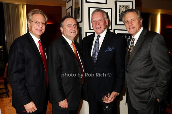 Paul Schindler, Jerry Kremer,Bob Roberts, Seth Miller<br /> photo by Rob Rich © 2009 robwayne1@aol.com 516-676-3939