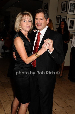 Risa Grossman, Lewis Grossman<br /> photo by Rob Rich © 2009 robwayne1@aol.com 516-676-3939