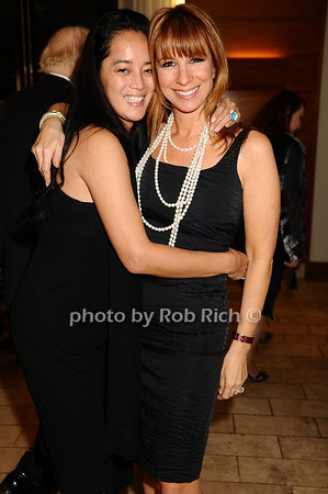 Cassandra Seidenfeld, Jill Zarin<br /> photo by Rob Rich © 2009 robwayne1@aol.com 516-676-3939