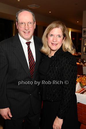 Russ Porter, Patricia Porter<br /> photo by Rob Rich © 2009 robwayne1@aol.com 516-676-3939