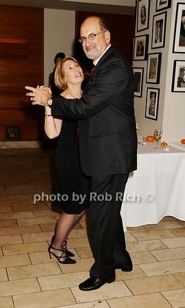 Eileen Feldman, Warren Feldman<br /> photo by Rob Rich © 2009 robwayne1@aol.com 516-676-3939
