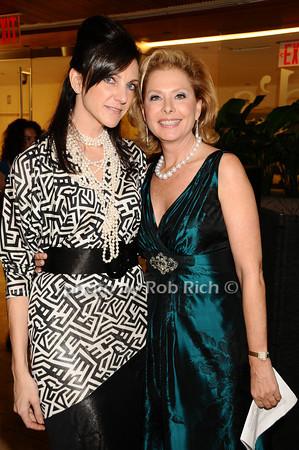 Mona Nagib, Pamela Morgan<br /> photo by Rob Rich © 2009 robwayne1@aol.com 516-676-3939