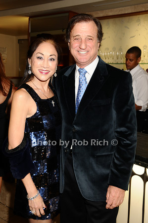 Lucia Hwong Gordon, Michael Trokel<br /> photo by Rob Rich © 2009 robwayne1@aol.com 516-676-3939