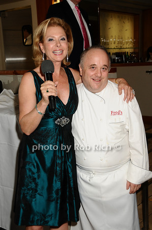 Pamela Morgan, Mark Strausman<br /> photo by Rob Rich © 2009 robwayne1@aol.com 516-676-3939