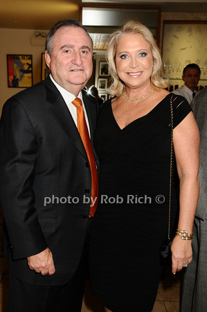 Jerry Kremer, Suzan Kremer<br /> photo by Rob Rich © 2009 robwayne1@aol.com 516-676-3939