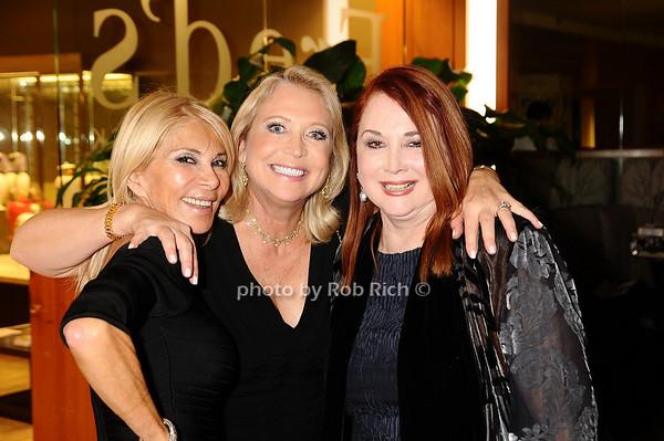 Andrea Wernick, Suzan Kremer, Sydelle Ostberg<br /> photo by Rob Rich © 2009 robwayne1@aol.com 516-676-3939