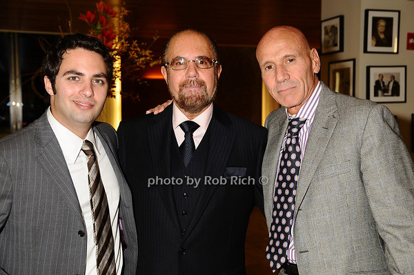 Jonathan Zarin, Bobby Zarin, Joel Wernick<br /> photo by Rob Rich © 2009 robwayne1@aol.com 516-676-3939