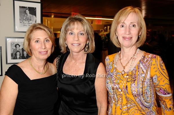 Eileen Feldman, Risa Grossman, Ellen Stein<br /> photo by Rob Rich © 2009 robwayne1@aol.com 516-676-3939