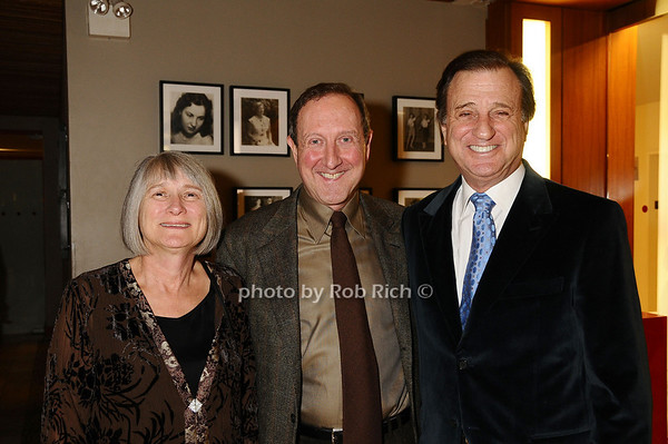 Pauline Bencivenga, Gary Bencivenga, Michael  Trokel<br /> photo by Rob Rich © 2009 robwayne1@aol.com 516-676-3939