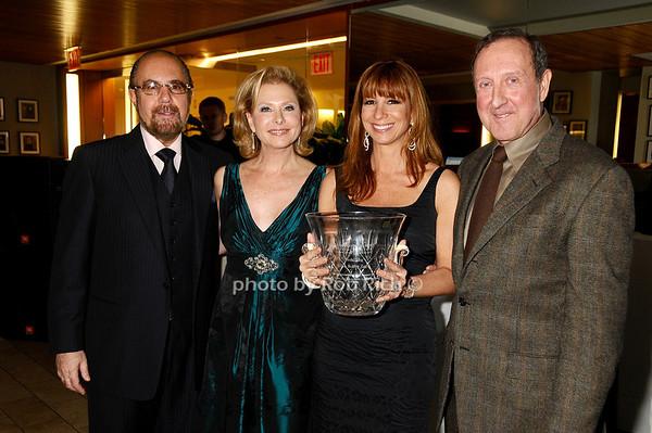 Bobby Zarin, Pamela Morgan, Jill Zarin, Gary Bencivenga<br /> photo by Rob Rich © 2009 robwayne1@aol.com 516-676-3939