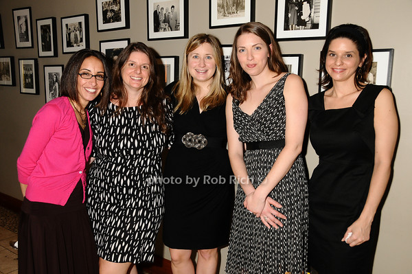Oriana Palumbo, Sherry Fazio, Tori Rappold, Mehan Loomer, Allison Wisniewski<br /> photo by Rob Rich © 2009 robwayne1@aol.com 516-676-3939