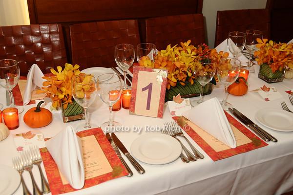 table settings<br /> photo by Rob Rich © 2009 robwayne1@aol.com 516-676-3939