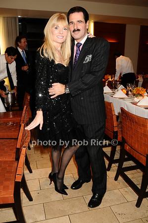 Colleen Rein, Gary Rein<br /> photo by Rob Rich © 2009 robwayne1@aol.com 516-676-3939