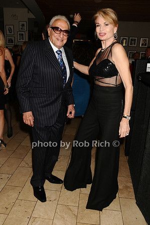 Jacques Khodhara, Mara Khodhara<br /> photo by Rob Rich © 2009 robwayne1@aol.com 516-676-3939