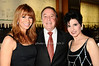 Jill Zarin,Alan Lazare, Arlene Lazare<br /> photo by Rob Rich © 2009 robwayne1@aol.com 516-676-3939