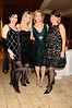 Arlene Lazare, Colleen Rein, Pamela Morgan, Zilia Sicre<br /> photo by Rob Rich © 2009 robwayne1@aol.com 516-676-3939