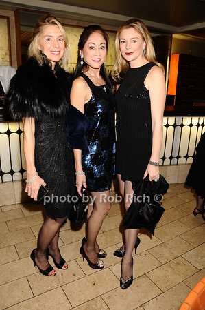 Jacqueline Murpy, Lucia Hwong Gordon, Jane Schindler<br /> photo by Rob Rich © 2009 robwayne1@aol.com 516-676-3939