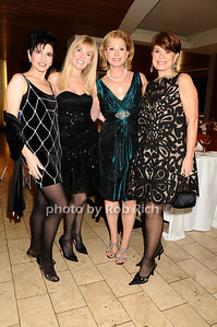 Arlene Lazare, Colleen Rein, Pamela Morgan, Zilia Sicre photo by Rob Rich © 2009 robwayne1@aol.com 516-676-3939