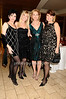 Arlene Lazare, Colleen Rein, Pamela Morgan, Zilia Sicre<br /> photo by Rob Rich © 2009 robwayne1@aol.com 516-676-3939