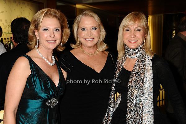 Pamela Morgan, Suzan Kremer, Katlean de Monchy<br /> photo by Rob Rich © 2009 robwayne1@aol.com 516-676-3939