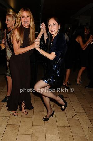 Sandra Rosenthal, Lucia Hwong Gordon<br /> photo by Rob Rich © 2009 robwayne1@aol.com 516-676-3939