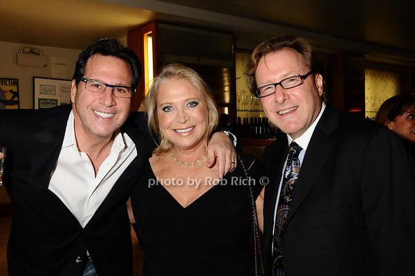 Dr.Howard Sobel, Suzan Kremer, Fred Stahl<br /> photo by Rob Rich © 2009 robwayne1@aol.com 516-676-3939