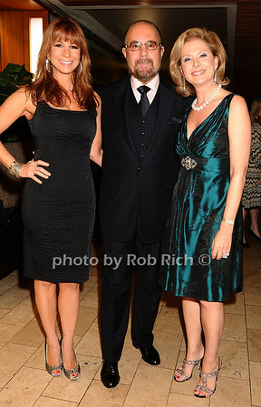 Jill Zarin, Bobby Zarin, Pamela Morgan<br /> photo by Rob Rich © 2009 robwayne1@aol.com 516-676-3939