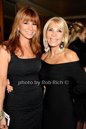 Jill Zarin, Andrea Wernick<br /> photo by Rob Rich © 2009 robwayne1@aol.com 516-676-3939