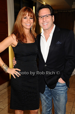 Jill Zarin, Dr.Howard Sobel<br /> photo by Rob Rich © 2009 robwayne1@aol.com 516-676-3939