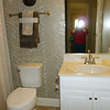 Bathroom at entry