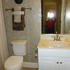 Bathroom at entry