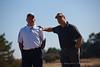 Keith Talbert and Bob Dimarzio at the 2011 Maseratti