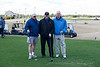 Bill Comer, Brian Comer, Bruce Thompson at the Legends