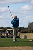 Bruce Thompson tees off at the Legends Parkland course