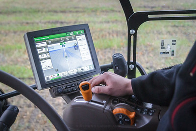 John Deere 4640 Universal Display