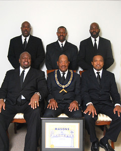 Brothers of Nehemiah Lodge No. 44  2010