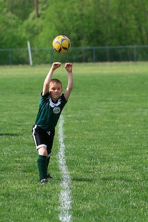 Mason's Soccer