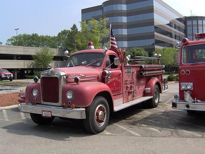 Massachusettes Fire Service