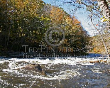 Ashuelot River Rapids - Hinsdale, NH