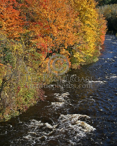 Millers River - Off Papermill Road - Millers River, Mass.