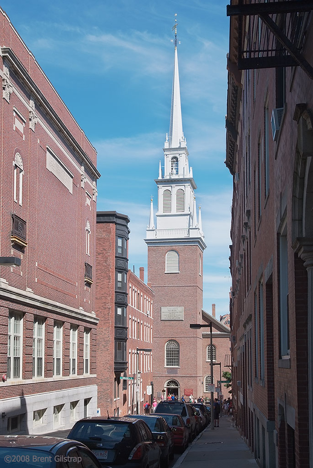 Old North Church<br /> Boston, MA