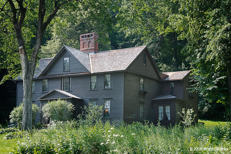 The Orchard House<br /> Concord, MA<br /> <br /> Residence of Louisa May Alcott.
