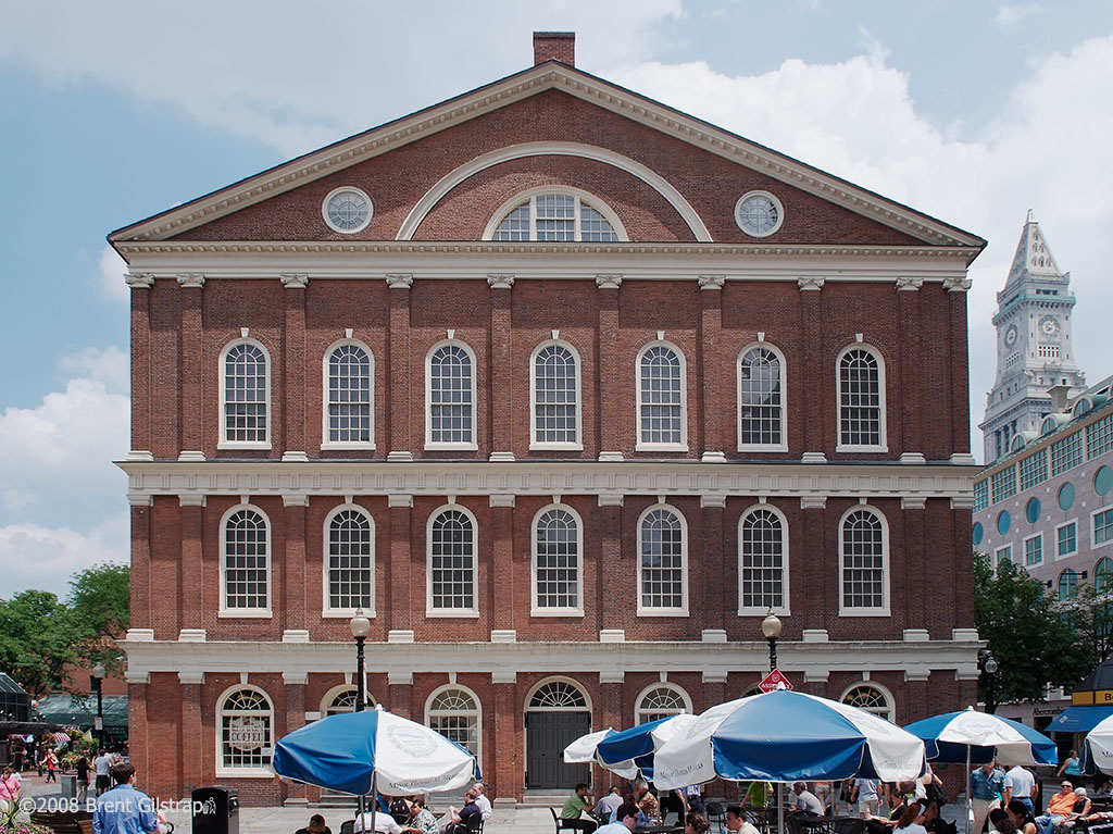 Faneuil Hall<br /> Boston, MA