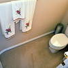 Water closet before the renovation.