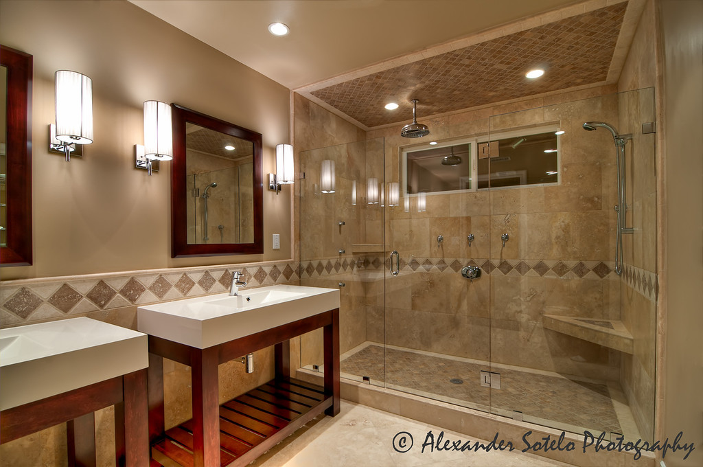 Master Bath With Just Shower help with space planning in master bath remodel